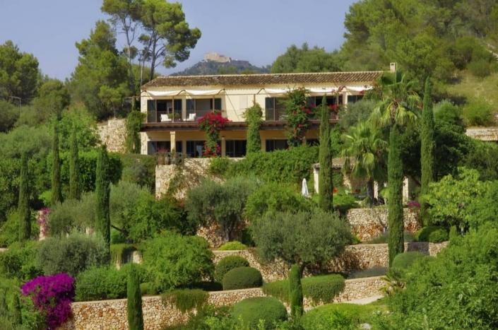 Jardín en Es Carritxó - Paisajismo en Mallorca