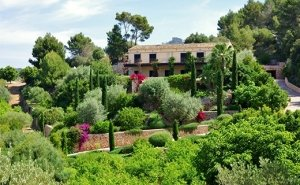 Construcción Jardín en finca Es Carritxó- Paisajismo en Mallorca