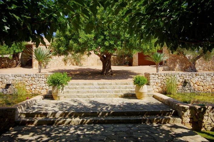 Projekt Landschaftsarchitektin: Maria Sagreras-S'Alqueria - Mallorca - Gartencenter Viveros Pou Nou