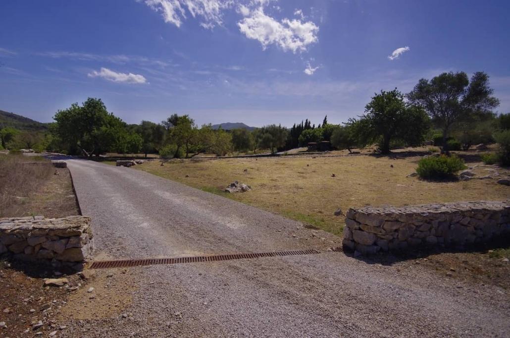 Son Rierol garden design -Landscaping In Mallorca
