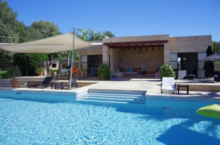 Paisajismo en Mallorca - Diseño del jardín en Son Font