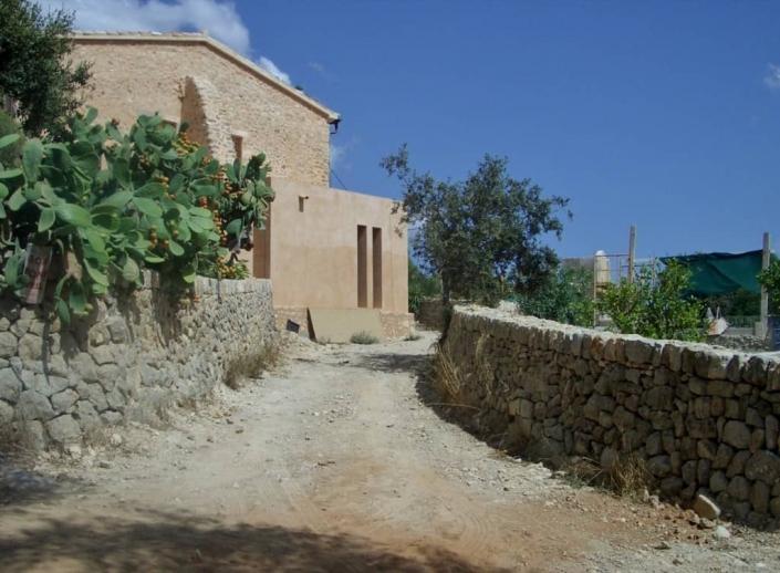 Diseño del jardín en Son Font - Paisajismo en Mallorca
