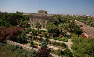 Paisajismo en Mallorca - Finca Cal Reiet  - Detalle del jardín diseñado por Viveros Pou Nou