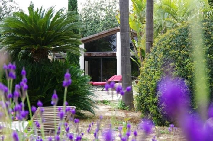 Sa Mesquida, Landschaftsbauprojekt auf Mallorca, entwickelt von Viveros Pou Nou