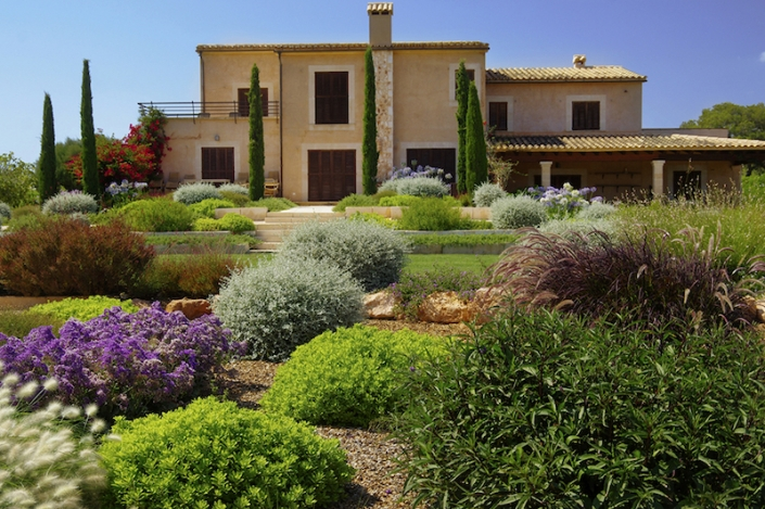 Landschaftsbau-Garten-Mallorca